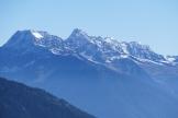 Blick auf Rogers Pass