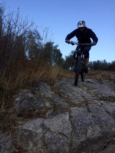 Monte Brione - Rückseite