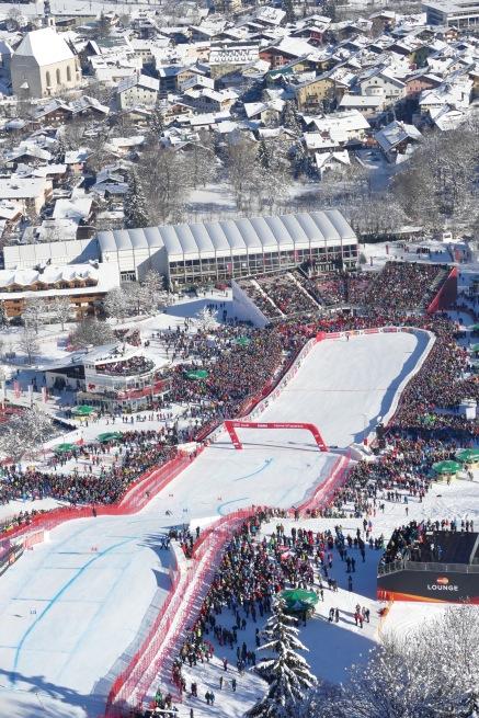 Finde den Skifahrer!