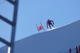 Bei 100kmh in den Schatten segeln - kein Problem