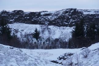 """Der kleine """"Ort"""" Þingvellir..."""