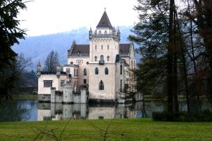 Schloß Anif bei Salzburg