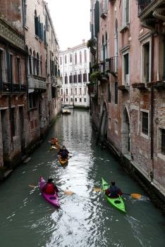 So wird Venedig beim nächsten Mal erkundet...