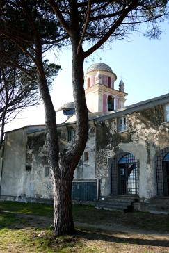 Wallfahrtskirche Madonna di Nero