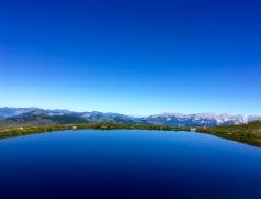 Der Pengelstein See liefert ein herrliches Bild