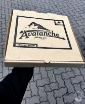 """Zum Glück ein """"Organic"""" Karton."""