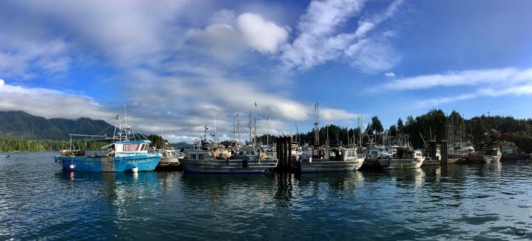 ...und Fischerstädtchen...