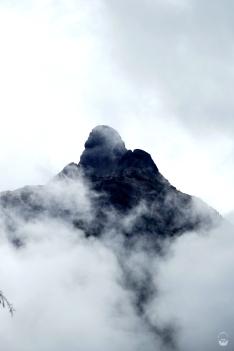 ...und ein kurzer Blick auf den Co-Pilot Mountain.