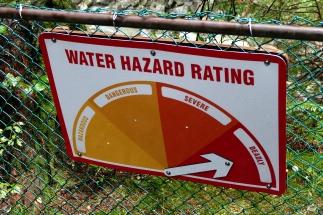 """Klingt schon besser als """"Achtung, Hochwasser"""" oder?"""