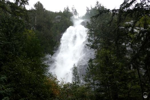 Shannon Falls.