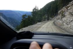 The Hill am Heckmann Pass.