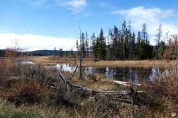 Die Landschaft wird zur Wild-West-Kulisse aus dem Lehrbuch.
