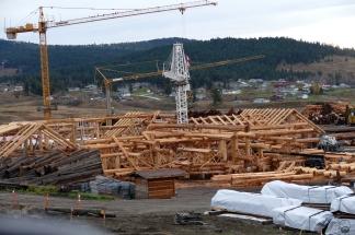 Timberkings at work.