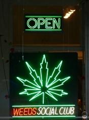 """Apropos... """"Drogen"""" sind in Kanada allgegenwärtig."""