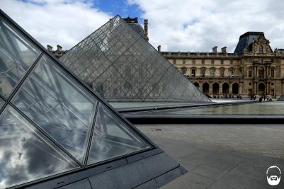 Bspw. dem Louvre.