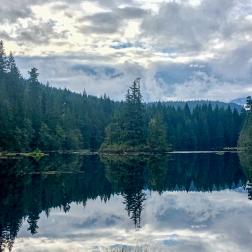 Stump Lake.