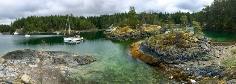 Smugglers Cove mit France Islet